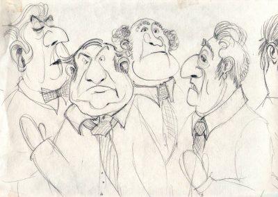 """B. Dimitrijević """"Kuku Todore"""", Pozorište lutaka """"Pinokio"""", Beograd, 2005, režija-Dragoslav Todorović, kreacija lutaka-Jelena Milić Zlatković"""