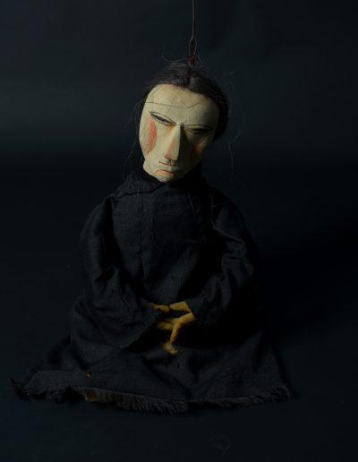 """3. M. de Servantes """"Don Kihot"""", Dečje pozorište Subotica, 1998, režija- Tibor Čizmadija, lutke- Ana Kiralj"""