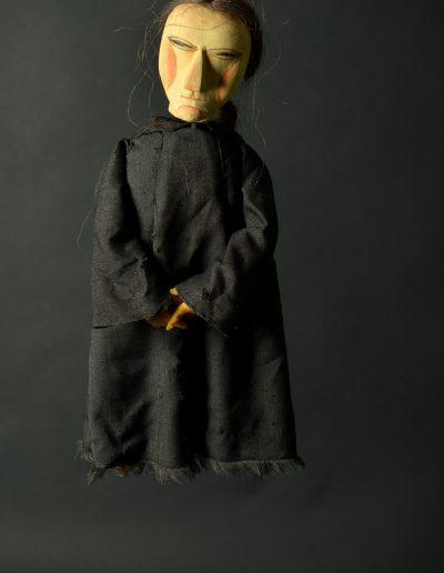 """M. de Servantes """"Don Kihot"""", Dečje pozorište Subotica, 1998, režija- Tibor Čizmadija, lutke- Ana Kiralj"""